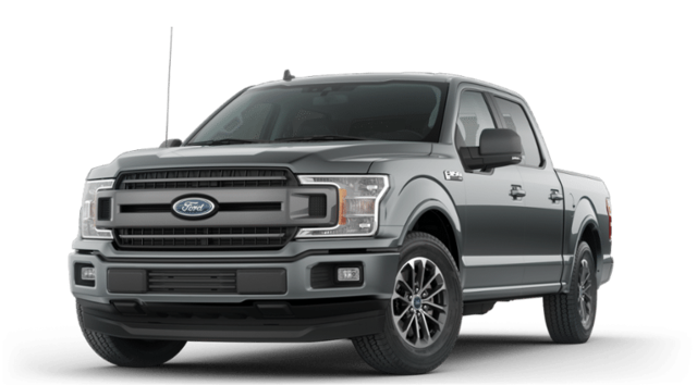 new 2019 Ford F-150 XLT Truck in weatherford